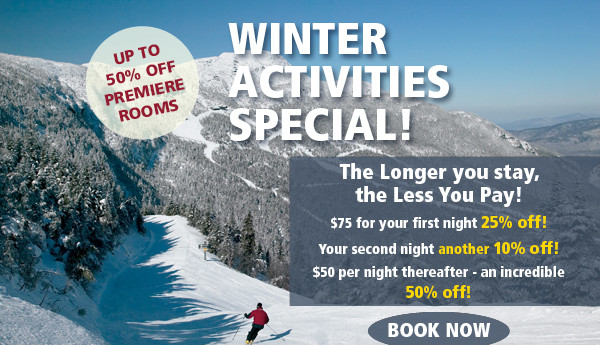 winter activity special